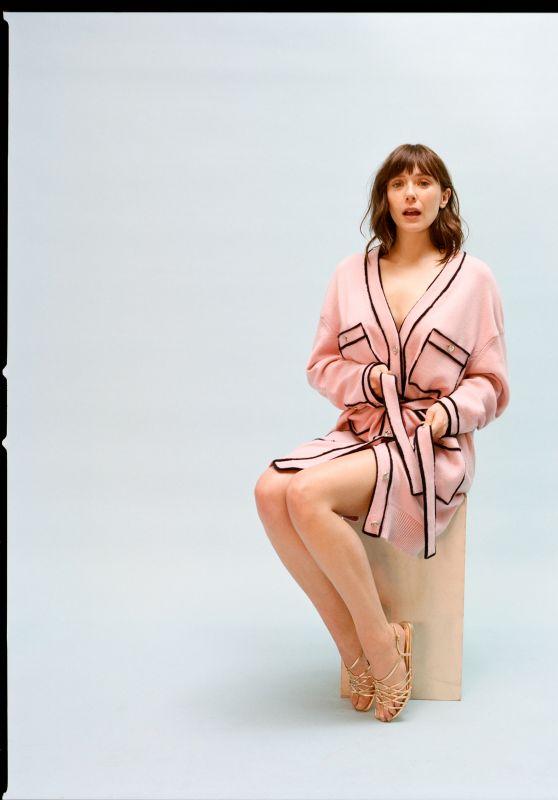 Elizabeth Olsen - Grazia Magazine February 2021