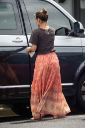 Elsa Pataky - Out in Byron Bay 02/17/2021