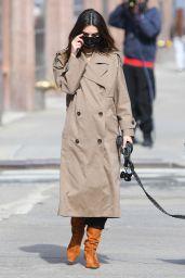 Emily Ratajkowski - Out in New York 02/26/2021