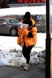Emily Ratajkowski Winter Street Style - New York 02/10/2021