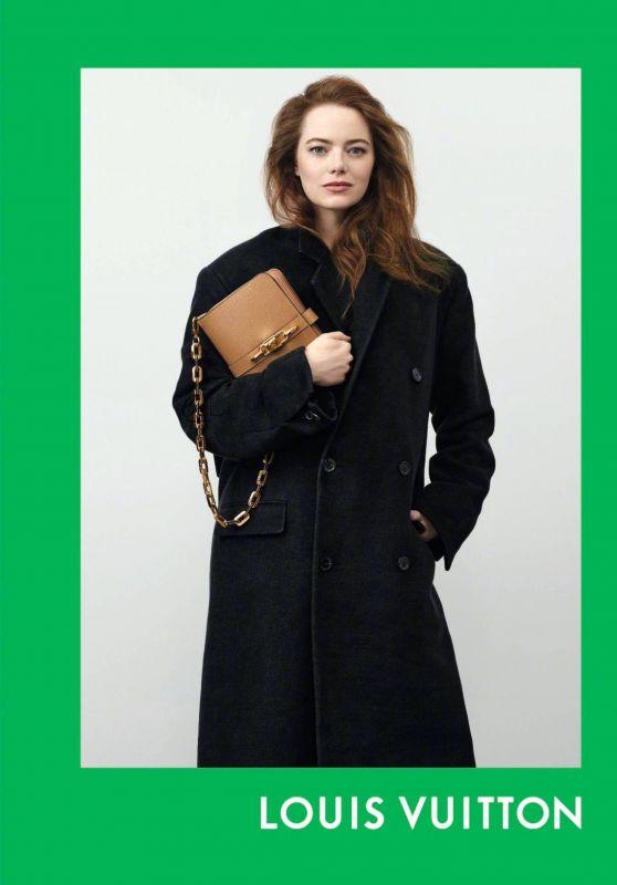 Emma Stone - Louis Vuitton Spring/Summer 2021