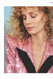 Esther Acebo - InStyle Magazine Spain March 2021 Issue