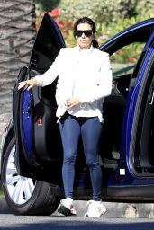 Eva Longoria in Casual Outfit - Beverly Hills 02/18/2021