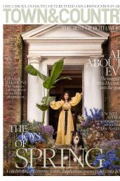 Eve Hewson - Town & Country Magazine UK March 2021 Issue
