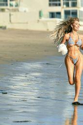 Farrah Abraham in a Teeny Bikini - Beach in Malibu 02/09/2021