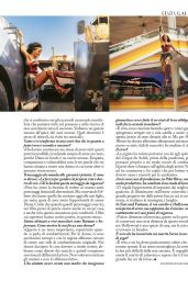 Gal Gadot - Grazia Magazine Italy 02/11/2021 Issue