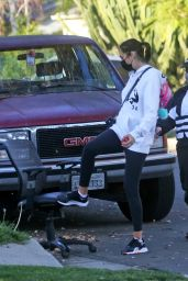 Gal Gadot - Out in Studio City 02/02/2021