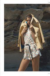 Georgia Fowler - Fashion Quarterly January 2021
