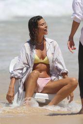 Georgia Fowler in a Bikini - Photoshoot in Bondi Beach 02/02/2021