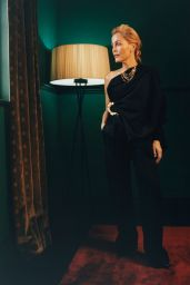 Gillian Anderson - InStyle Magazine March 2021