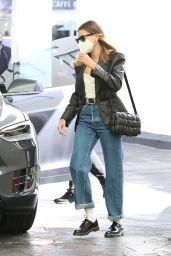 Hailey Rhode Bieber Street Style - Beverly Hills 02/03/2021
