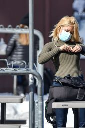 """Heidi Montag - Reality Show """"The Hills: New Beginnings"""" Set in Lake Tahoe 02/11/2021"""