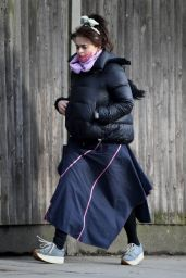 Helena Bonham Carter - Out in North London Area 02/18/2021