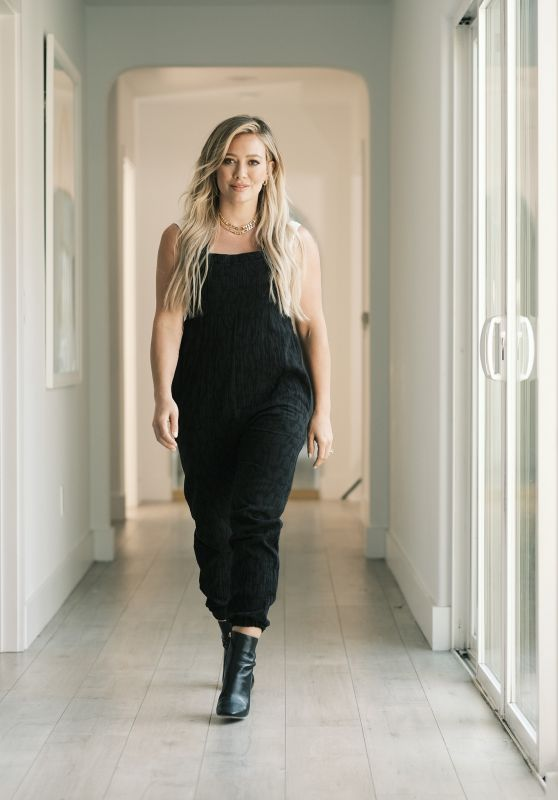 Hilary Duff - Smash + Tess Collection 2021 Photoshoot