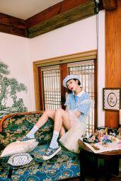 HyunA Live Stream Video and Photos 02/04/2021