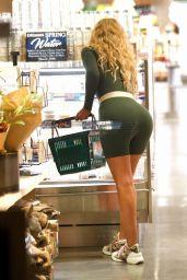 Iggy Azalea - Grocery Shopping at Erewhon Market in LA 02/18/2021