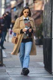 Irina Shayk Street Style 02/24/2021