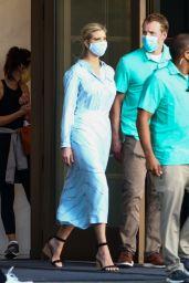 Ivanka Trump - Leaves Arte Surfside Miami Beach Luxury Condos 02/12/2021