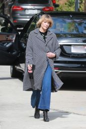Jamie King - Out in West Hollywood 02/09/2021