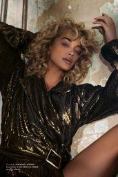 Jasmine Sanders - Modeliste Magazine February 2021 Issue