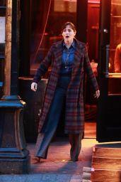 "Jennifer Garner - ""The Adam Project"" Set in Vancouver 02/24/2021"