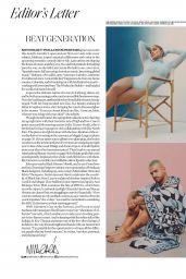 Jennifer Lopez - ELLE Magazine February 2021 Issue