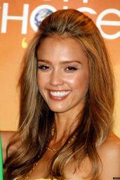 Jessica Alba - 2007 Teen Choice Awards