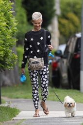 Jessica Rowe - Out in Sydney 02/09/2021