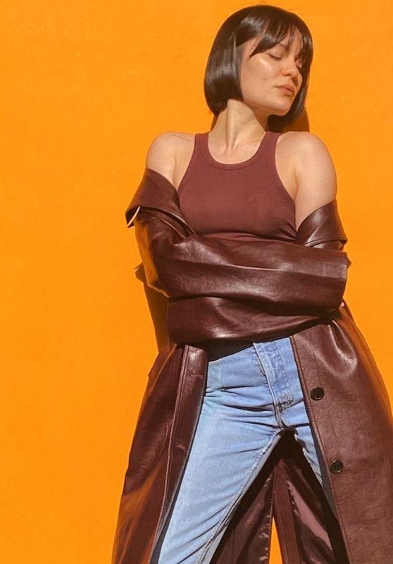 Jessie J Live Stream Video and Photos 02/25/2021