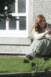 "JoAnna Garcia Swisher - ""As Luck Would Have It"" Set in Dublin 02/15/2021"