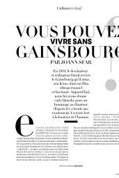 Jodie Foster - Madame Figaro 02/19/2021 Issue