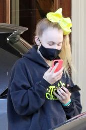 JoJo Siwa - Out in Vancouver 02/07/2021