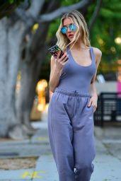 Joy Corrigan - Out in Los Angeles 02/18/2021
