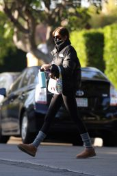 Kaia Gerber - Out in Los Angeles 02/25/2021