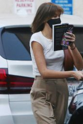 Kaia Gerber - Out in Studio City 02/12/2021