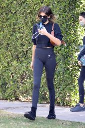 Kaia Gerber - Out in West Hollywood 02/06/2021