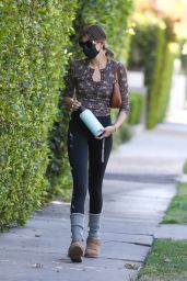 Kaia Gerber - Out in West Hollywood 02/27/2021