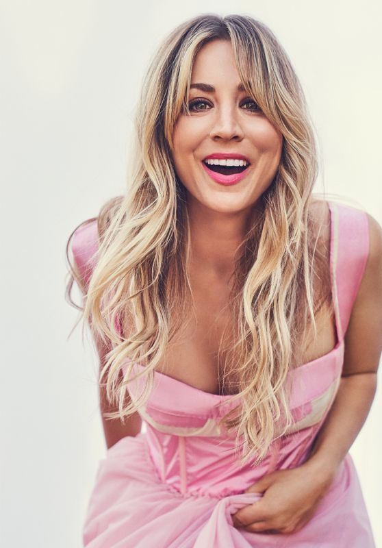 Kaley Cuoco - Variety The Golden Globes Issue February 2021
