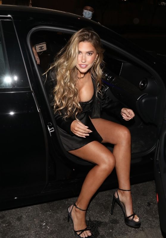 Kara Del Toro Night Out Outfit - BOA in West Hollywood 02/22/2021