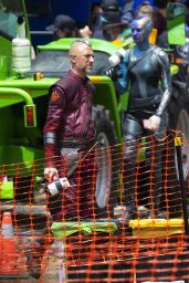 """Karen Gillan - """"Thor: Love and Thunder"""" Set in Sydney 02/01/2021"""