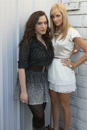 """Kat Dennings – """"2 Broke Girls"""" Season 1 Promos (2011)"""