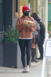 Kate Mara - Out in Los Feliz 02/10/2021