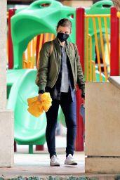 Kate Mara - Running Errands in Los Feliz 02/01/2021