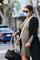 Katharine McPhee - Out West Hollywood 01/30/2021