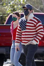 Katherine Schwarzenegger - Out in Santa Barbara 02/14/2021