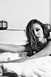 Katie Cassidy - Photoshoot for Shizhuang Magazine 2013