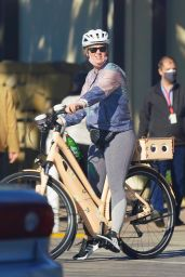 Katy Perry and Orlando Bloom - Take a Bike Ride in Santa Barbara 01/30/2021