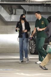 Kendall Jenner - Stops by LACMA Museum in LA 02/26/2021