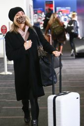 Kristin Cavallari at LAX in Los Angeles 02/11/2021