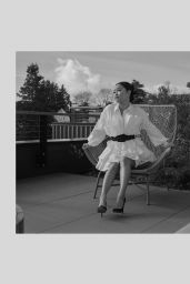 Lana Condor - The New York Times Magazine February 2021 Photoshoot